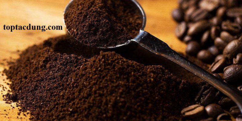 Top 10 tác dụng của xác cà phê