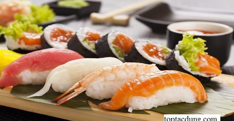 Sushi để được bao lâu? Để sau 1 đêm có ăn được không