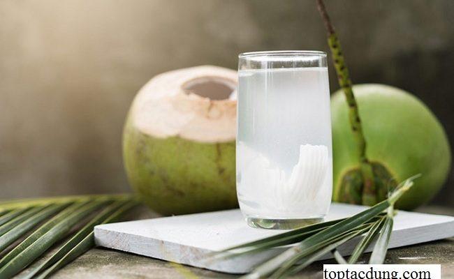Uống nước dừa nhiều mỗi ngày có tốt không? Có mập không?