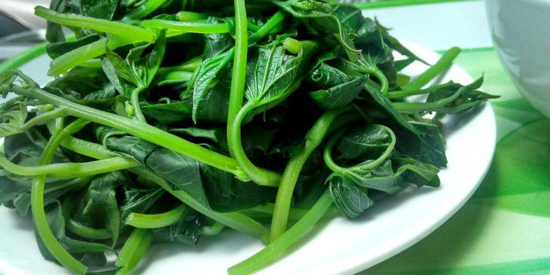Top 5 tác dụng của rau khoai lang