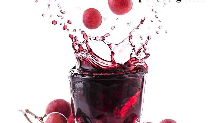 Uống nước ép nho có tác dụng gì? Uống nhiều có tốt không?