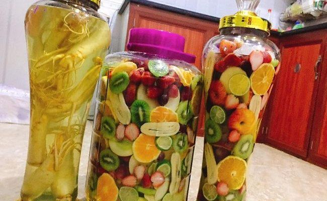 Rượu ngâm hoa quả để được bao lâu? Cách bảo quản như thế nào tốt?