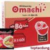 1 gói mì Omachi bao nhiêu calo. Ăn nhiều có tốt không?