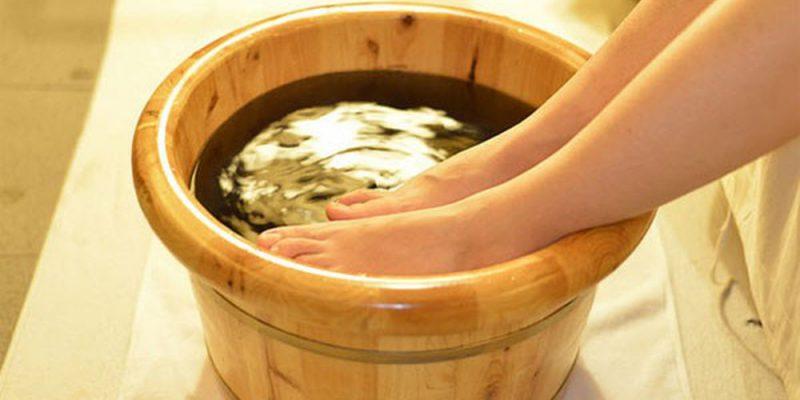 Top 5 Tác dụng của việc Ngâm Chân bằng Muối Hột điều trị bệnh